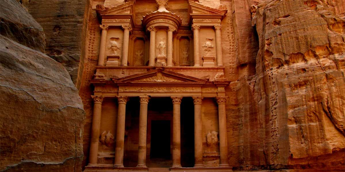 The Archeology of Jordan -- Petra
