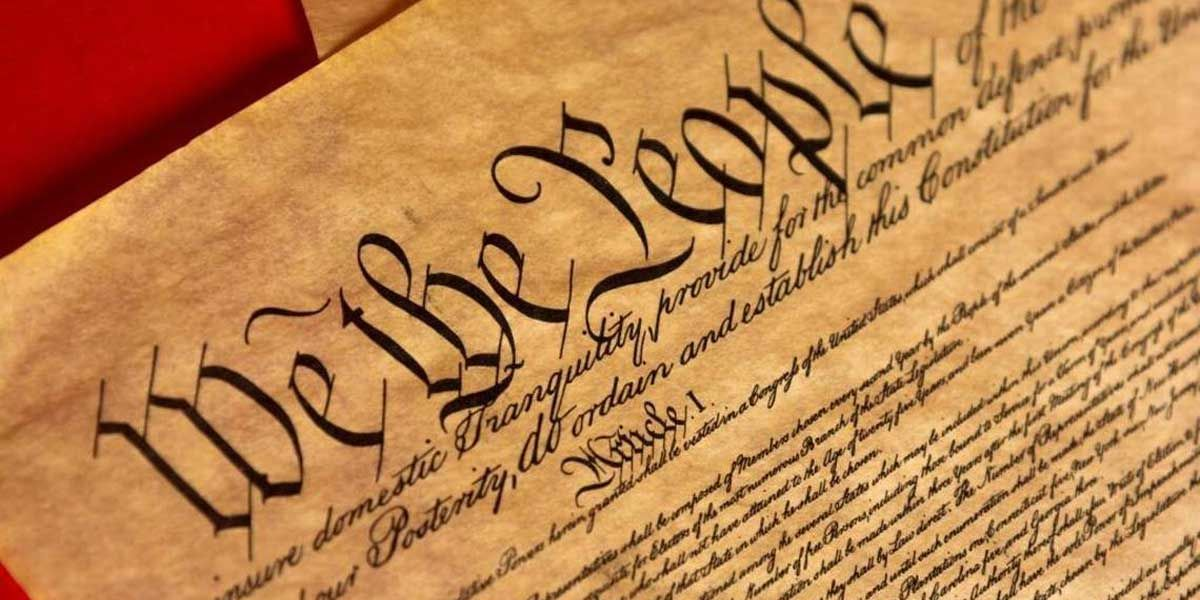 Our Amazing Constitution